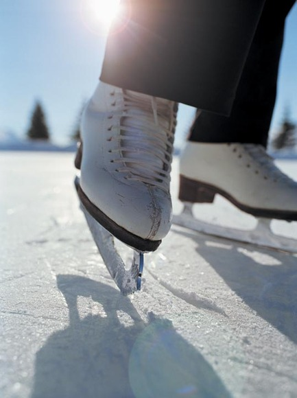 Get Healthy by Ice Skating!